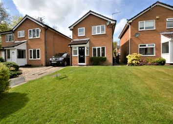 Thumbnail 3 bed detached house to rent in Coldstream Close, Cinnamon Brow, Warrington