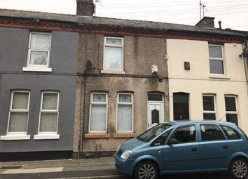 Thumbnail 2 bedroom terraced house for sale in 6 Kipling Street, Bootle, Merseyside