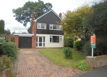 Thumbnail 3 bed property for sale in Crossfields, High Ercall, Telford
