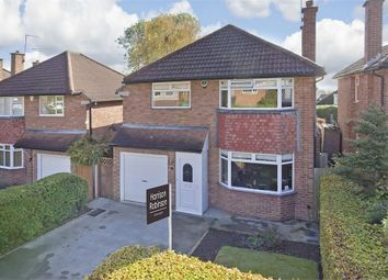 Thumbnail 3 bed detached house for sale in 6 Tredgold Crescent, Bramhope, Leeds, West Yorkshire
