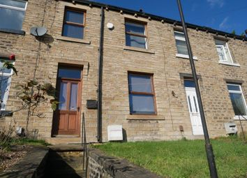 2 bed terraced house for sale in Lowergate, Paddock, Huddersfield HD3