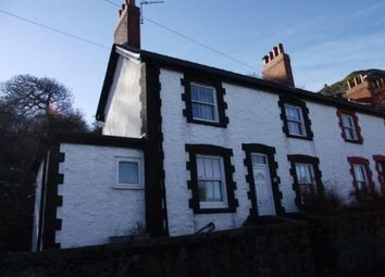 Thumbnail 2 bedroom semi-detached house for sale in Upper Water Street, Penmaenmawr, Conwy