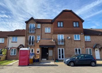 Thumbnail 1 bed flat to rent in Burden Close, Bradley Stoke, Bristol
