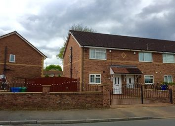 Thumbnail 2 bed end terrace house to rent in Arden Lodge Road, Wythenshawe, Manchester