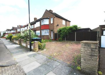 Thumbnail 3 bed end terrace house for sale in Exeter Road, Enfield, Greater London