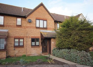 Thumbnail 2 bedroom terraced house for sale in Caversham Avenue, Shoeburyness, Southend-On-Sea