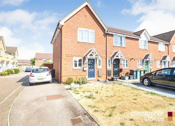 Thumbnail 2 bedroom end terrace house for sale in Dairyglen Avenue, Cheshunt, Cheshunt, Hertfordshire