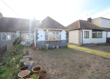 Thumbnail 2 bed semi-detached bungalow for sale in Oxford Road, Ashingdon, Rochford