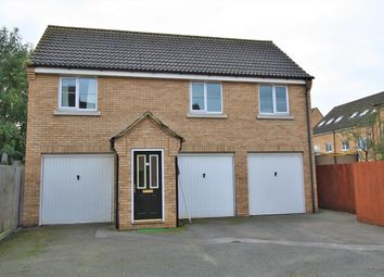 Thumbnail 2 bedroom flat to rent in Heron Croft, Soham, Ely