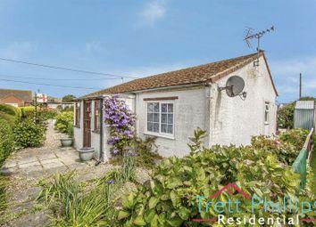 Thumbnail 2 bed detached bungalow for sale in Hedgehog Walk, Bush Estate, Eccles-On-Sea, Norwich