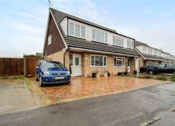 Thumbnail 3 bed semi-detached house for sale in Springdale, Earley, Reading, Berkshire