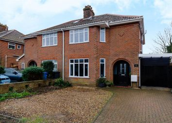 Thumbnail 4 bed semi-detached house for sale in Lady Betty Road, Norwich