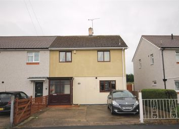 Thumbnail 3 bed semi-detached house for sale in Alma Road, North Wingfield, Chesterfield