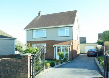 Thumbnail 3 bed detached house for sale in Sketty Park Drive, Derwen Fawr, Sketty, Swansea