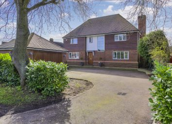 Thumbnail 5 bed detached house for sale in Crosshall Road, Eaton Ford, St. Neots
