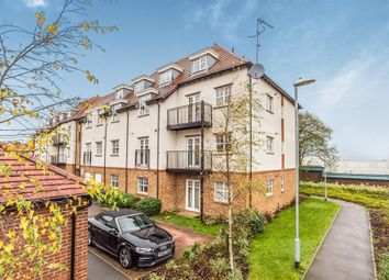 Thumbnail 1 bed flat for sale in Bowyer Drive, Letchworth Garden City
