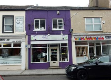 Thumbnail Retail premises for sale in 26 Finkle Street, Workington, Cumbria
