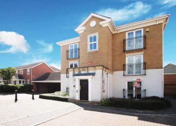 Thumbnail 3 bed flat to rent in Cheldoc Rise, St Marys Island, Chatham