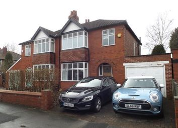 Thumbnail 3 bed semi-detached house for sale in Stainburne Road, Offerton, Stockport, Cheshire
