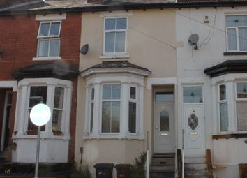 Thumbnail 3 bed terraced house to rent in Haden Hill, Chapel Ash, Wolverhampton
