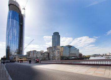 Thumbnail 2 bed flat for sale in One Blackfriars, Southwark, London