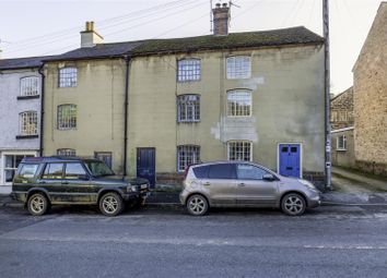 Thumbnail 3 bed terraced house for sale in The Hill, Cromford, Matlock
