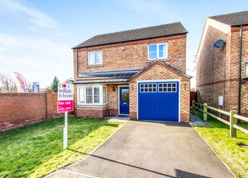 Thumbnail 3 bed detached house for sale in Friars Gate, Boston