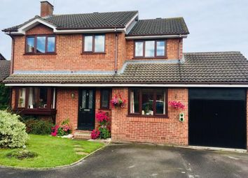 Thumbnail Property for sale in Ashley Meadow, Haslington, Crewe, Cheshire