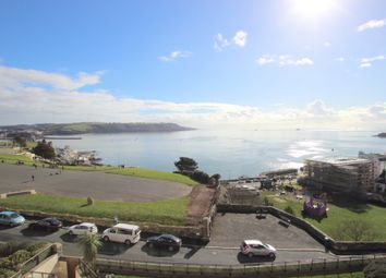 Thumbnail 2 bed flat to rent in Cliff Road, Plymouth