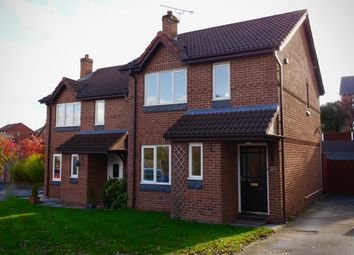 Thumbnail 3 bed detached house for sale in Northop Close, Connah's Quay, Deeside
