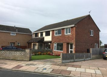Thumbnail 3 bed semi-detached house to rent in Truro Avenue, Southport