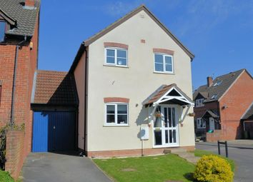 Thumbnail 1 bed semi-detached house for sale in Burdock Close, Burghfield Common, Reading