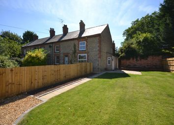 Thumbnail 3 bed terraced house for sale in Church End, Roade, Northampton