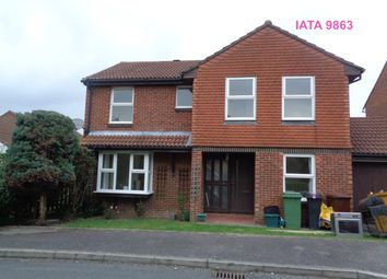 Thumbnail 4 bed detached house to rent in Auriol Park Road, Worcester Park