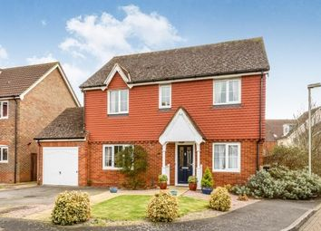 Thumbnail 4 bed detached house to rent in Galloway Drive, Kennington, Ashford