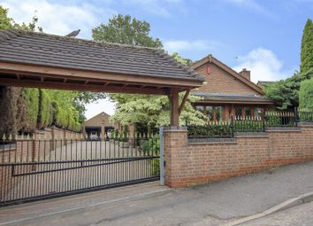 Thumbnail 3 bed bungalow for sale in Moorfield Crescent, Sandiacre, Nottingham