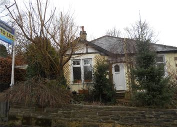 Thumbnail 2 bed detached bungalow to rent in Daleside Road, Riddlesden, Keighley, West Yorkshire