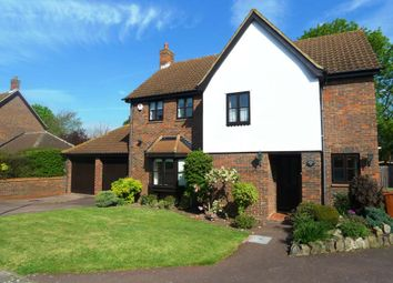 Thumbnail 4 bedroom detached house to rent in Lacebark Close, Sidcup