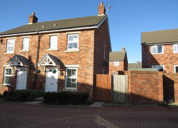 Thumbnail 2 bed semi-detached house for sale in Llys Y Dderwen, Coity, Bridgend