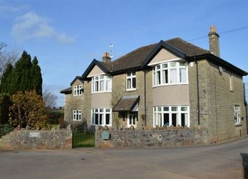 Thumbnail 6 bed detached house for sale in East Harptree, Near Bristol