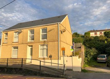 Thumbnail 3 bed semi-detached house for sale in Iscoed Road, Pontarddulais, Swansea