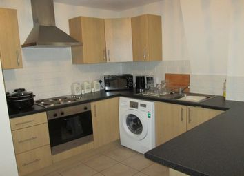 Thumbnail 1 bed flat to rent in Vectis Way, Cosham, Portsmouth