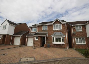 Thumbnail 4 bedroom detached house for sale in Bankfoot Close, Shaw, Swindon