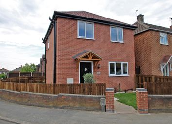 Thumbnail 3 bed detached house for sale in Stanhope Crescent, Arnold, Nottingham