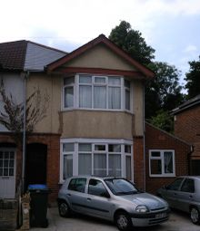Thumbnail 6 bed semi-detached house to rent in Osborne Road South, Southampton