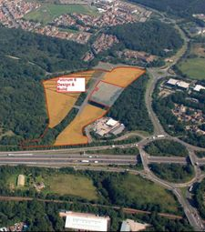 Thumbnail Land to let in Fulcrum 6 Design & Build Opportunity, Solent Way, Whiteley, Fareham, Hampshire