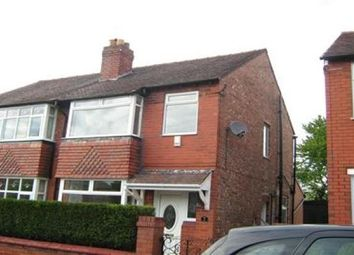 Thumbnail 3 bed property to rent in Rushton Road, Edgeley, Stockport