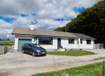 Thumbnail 4 bed bungalow for sale in Mossat, Alford