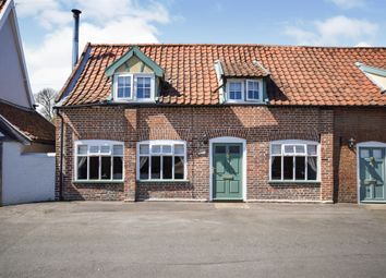 Thumbnail 3 bed terraced house for sale in Old Street, Newton Flotman, Norwich