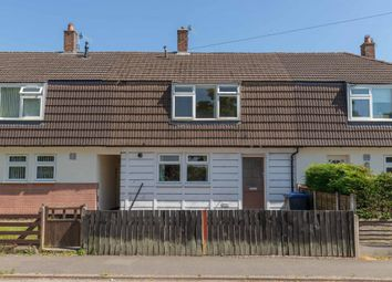 Thumbnail 3 bed terraced house for sale in Haregate Road, Leek